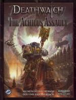 DEATHWATCH - WARHAMMER 40K - Achilus Assault - TILBUD (så længe lager haves, der tages forbehold for udsolgte varer)