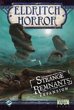 ELDRITCH HORROR - Strange Remnants Expansion