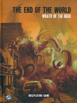 END OF THE WORLD - Wrath of the Gods Hardcover