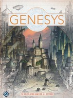 GENESYS - Genesys RPG: Core Rulebook Hardcover