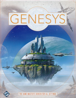 GENESYS - Game Master`s Screen