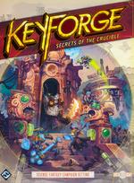 GENESIS - Keyforge - Secrets of the Crucible Hardcover