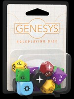 GENESYS - Genesys RPG: Dice Pack