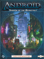 GENESYS - Android - Shadow of the Beanstalk Hardcover