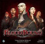 BLOOD BOUND - Blood Bound (2nd Edition)