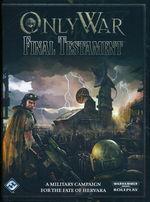 ONLY WAR - WARHAMMER 40K - Final Testament - TILBUD (så længe lager haves, der tages forbehold for udsolgte varer)