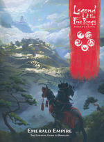 LEGEND OF THE FIVE RINGS 5TH EDITION - Emerald Empire Hardcover