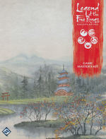 LEGEND OF THE FIVE RINGS 5TH EDITION - Game Master`s Kit
