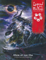 LEGEND OF THE FIVE RINGS 5TH EDITION - Mask of the Oni