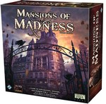 MANSIONS OF MADNESS 2ND - Mansions of Madness 2nd Ed.