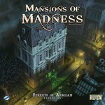 MANSIONS OF MADNESS 2ND - Streets of Arkham Expansion