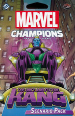 MARVEL CHAMPIONS LCG - Once And Future Kang Scenario Pack