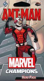 MARVEL CHAMPIONS LCG - Ant Man Hero Pack - UDKOMMER 6/11 PREORDER NU!