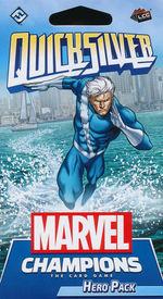 MARVEL CHAMPIONS LCG - Quicksilver Hero Pack