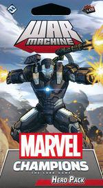 MARVEL CHAMPIONS LCG - Warmachine Hero Pack