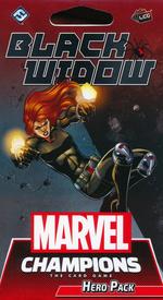 MARVEL CHAMPIONS LCG - Black Widow Hero Pack