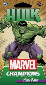 MARVEL CHAMPIONS LCG - Hulk Hero Pack