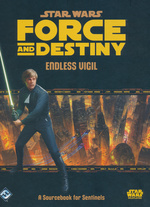 STAR WARS - FORCE AND DESTINY - Endless Vigil Hardcover