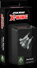 STAR WARS X-WING 2ND EDITION - Fang Fighter Expansion Pack