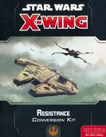 STAR WARS X-WING 2ND EDITION - Resistance Conversion Kit - TILBUD (så længe lager haves, der tages forbehold for udsolgte varer)