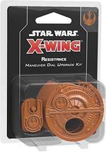 STAR WARS X-WING 2ND EDITION - Resistance Maneuver Dial Upgrade Kit - TILBUD (så længe lager haves, der tages forbehold for udsolgte varer)