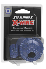 STAR WARS X-WING 2ND EDITION - Separatist Alliance Maneuver Dial Upgrade Kit