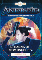 GENESYS - Adversary Deck - Citizens of New Angeles