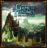 GAME OF THRONES THE BOARDGAME - Game of Thrones, A Board Game 2nd ed.