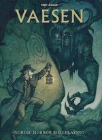 VAESEN - Vaesen Nordic Horror RPG Hardcover