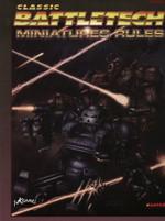 BATTLETECH CLASSIC - Miniatures Rules - TILBUD (så længe lager haves, der tages forbehold for udsolgte varer)