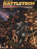 BATTLETECH CLASSIC - Record Sheets Mechwarrior Dark Ages 1 - TILBUD