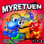 MYRETUEN - Myretuen (Dansk, Norsk, Svensk, Finsk, Engelsk og Tysk)