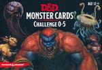 DUNGEONS & DRAGONS NEXT - DECKS - Monster Cards - Challenge 0-5 Deck (177 cards)