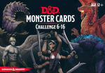 DUNGEONS & DRAGONS NEXT (5TH ED.) - DECKS - Monster Cards - Challenge 6-16 Deck (74 cards)