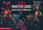 DUNGEONS & DRAGONS NEXT (5TH ED.) - DECKS - Monster Cards - Volo`s Guide to Monsters (94 cards)