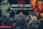 DUNGEONS & DRAGONS NEXT (5TH ED.) - DECKS - Monster Cards - Mordenkainen`s Tome of Foes (109 cards)
