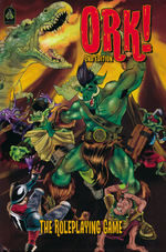 ORK - Ork! The Roleplaying Game: 2nd Edition