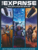 EXPANSE - Expanse Roleplaying Game