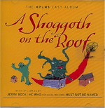 LOVECRAFT - CALL OF CTHULHU - CD - Shoggoth on the Roof, A (CD)