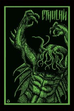 T-SHIRTS - LOVECRAFT - CALL OF CTHULHU - Cthulhu Unbound (M)