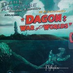 LOVECRAFT - CALL OF CTHULHU - DARK ADVENTURE RADIO THEATRE - Dagon - War of Worlds CD