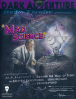 LOVECRAFT - CALL OF CTHULHU - DARK ADVENTURE RADIO THEATRE - Mad Science CD