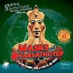 LOVECRAFT - CALL OF CTHULHU - DARK ADVENTURE RADIO THEATRE - Masks of Nyarlathotep 6 CD Set