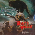 LOVECRAFT - CALL OF CTHULHU - DARK ADVENTURE RADIO THEATRE - Rats in the Walls, The CD