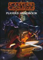 CASTLES & CRUSADES - Players Handbook - 6th Edition Hardcover - TILBUD (så længe lager haves, der tages forbehold for udsolgte varer)