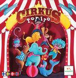 CIRKUS TOPITO - Cirkus Topito (Dansk, Svensk, Norsk og Finsk) - TILBUD (så længe lager haves, der tages forbehold for udsolgte varer)