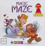 MAGIC MAZE - Magic Maze (Dansk, svensk, norsk, finsk)