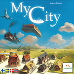 MY CITY - My City (Dansk, svensk, norsk og finsk)