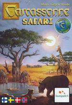 CARCASSONNE - Carcassonne: Safari (stand alone) (dansk, svensk, norsk, finsk) - TILBUD (så længe lager haves, der tages forbehold for udsolgte varer)