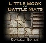 BATTLEMATS - LOKE - Little Book of Battle Mats - Dungeon Edition
